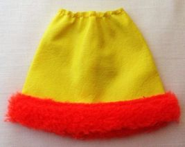 Vintage Barbie Hooray For Leather #1477 Skirt   149-10 - $15.00