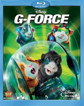 Disney G-Force (Blu-ray/DVD, 2009)