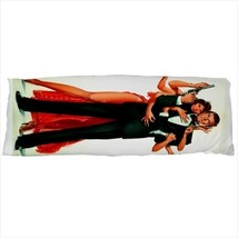 dakimakura body hugging pillow case octopussy james bond 007 cover daki cover - $36.00