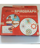 Kenner's SPIROGRAPH 401 Red Tray ARTISTIC Drawing TOY Game Missing Part - $8.91