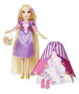 Disney Princess Rapunzel Layer n' Style Doll in Pink Purple by Hasbro - ₨1,619.33 INR