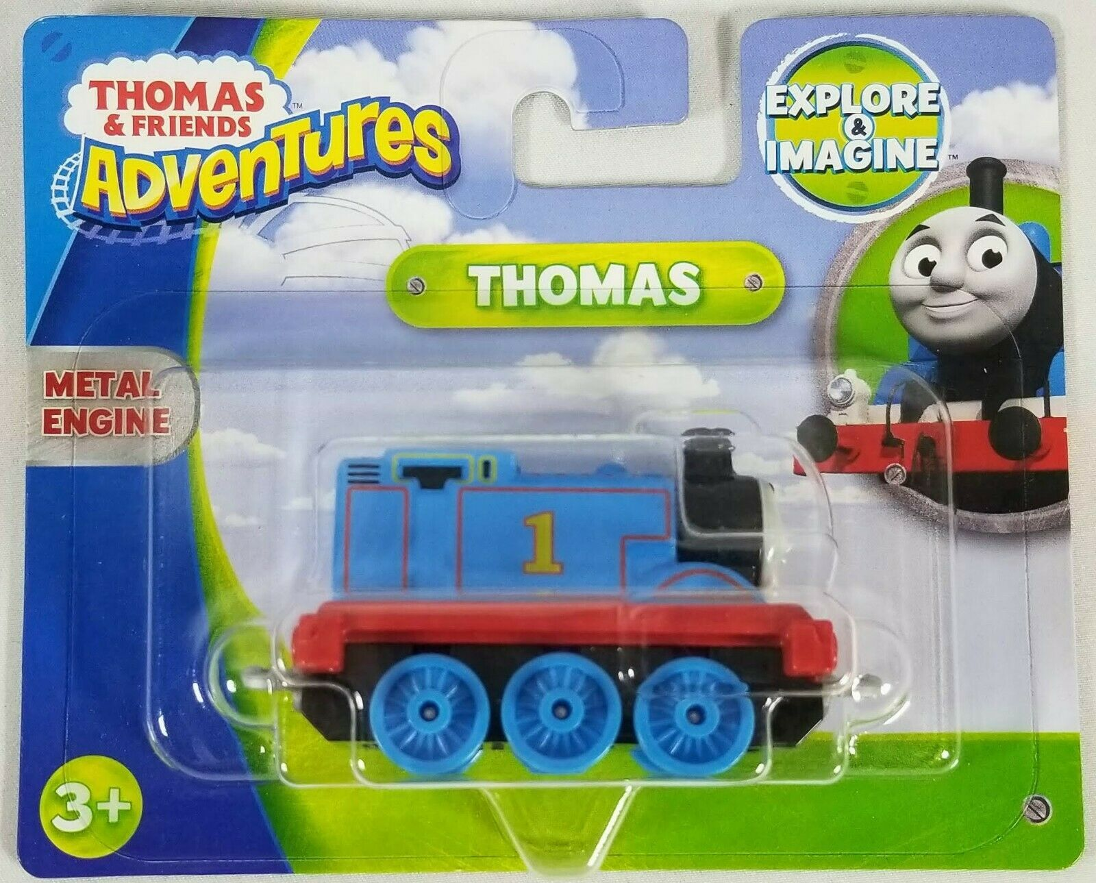 Thomas /& Friends Collectible Railway-Flynn Die-Cast Metal train