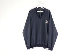 Vintage 90s Mens Medium Energizer Bunny Stitched Logo Windbreaker Jacket... - $49.45