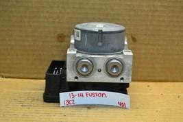 2013-2014 Ford Fusion ABS Pump Control DG9C2C405DF OEM Module 431-13C2 - $9.99