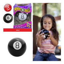 Classic Magic 8 Ball Fortune Teller Children Fun Answer Decision Game To... - $22.20