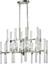 ELK Lighting 33033/6 Chandelier, One Size, Nickel - $1,602.00