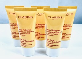 Clarins One-Step Gentle Exfoliating Cleanser with Orange Extract All Skin  5  Oz - $26.13