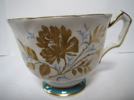 AYNSLEY TEA CUP AND SAUCER              K image 6