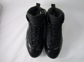 Men Stealth Nike Size 10 10 Nike JORDAN For M Sneakers Blackout AIR Shoes Black qHxnOS