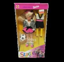 Vintage 1992 Mattel Barbie Petit Sœur Stacie Fête N Jeu Poupée En Boîte ... - $36.12