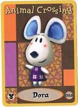 Dora 058 Animal Crossing E-Reader Card Nintendo GBA - $9.89