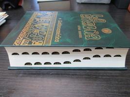 BIBLIA LATINOAMERICANA INDICES gran tamaño Biblia - verde image 3