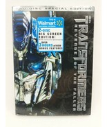 Transformers: Revenge of the Fallen (DVD, 2009, 2-Disc Set, Special Edit... - $4.94