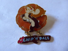 Disney Trading Pins 8189 M & P - Chip and Dale Autumn Series (Spinner/Da... - $27.84
