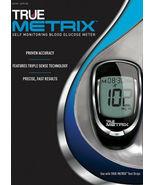 True Metrix Self Monitoring Blood Glucose Meter Kit - $9.95