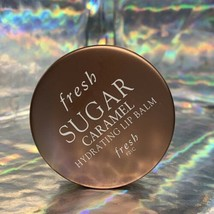 Fresh Sugar CARAMEL Hydrating Lip Balm Full Size HEAVEN-SCENT 6g Indulge! image 1