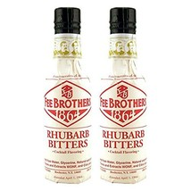 Fee Brothers Rhubarb Cocktail Bitters - 5 oz - 2 Pack - $34.70