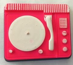 Vintage Barbie MOD Francie Pink & Blue Record Player~~HTF   193-35 - $18.00