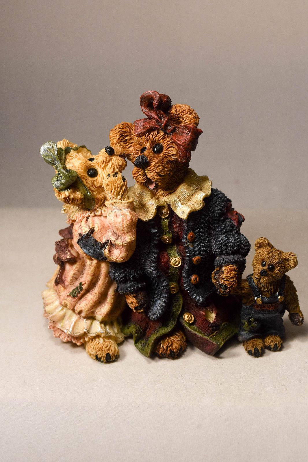 Boyds Bears: Louella & Hedda... The Secret - Style 22775 image 3
