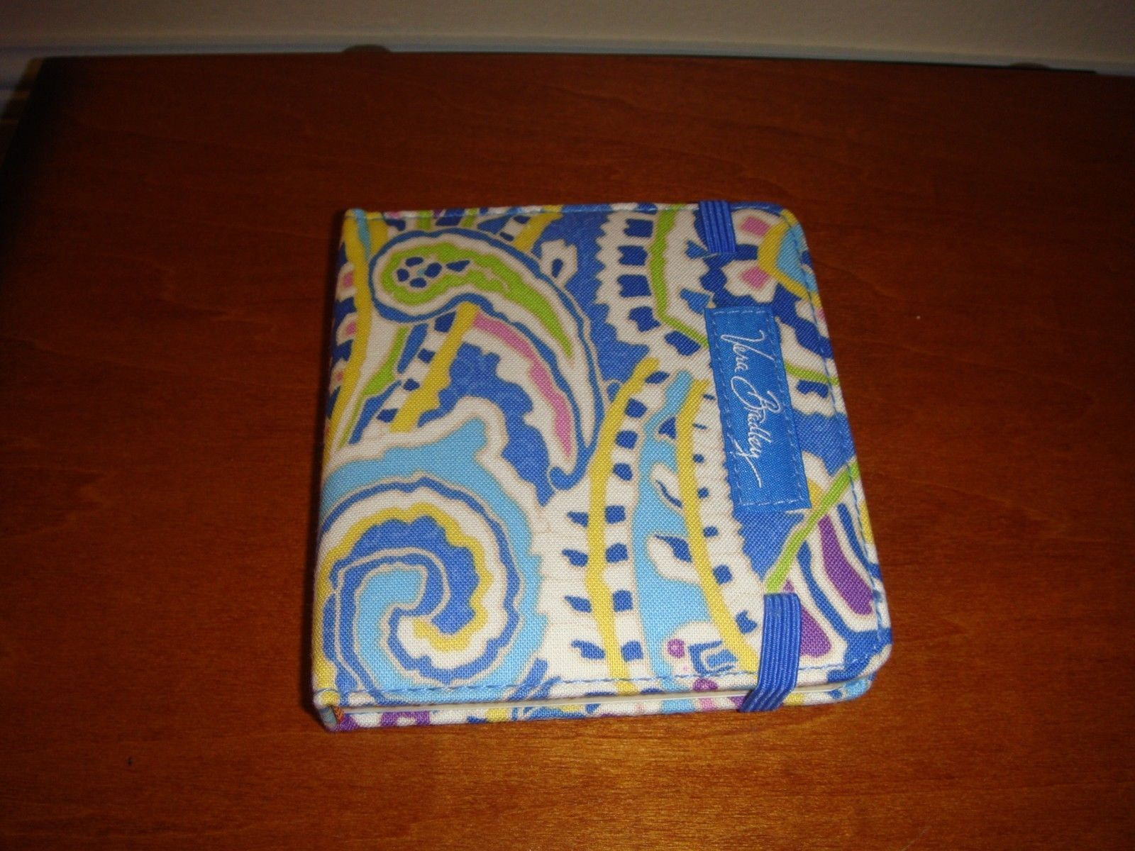 14bca22c0acb Vera Bradley Capri Blue Pocket~Notebook and 19 similar items. 57