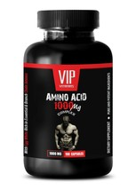 amino acids powder - AMINO ACID 1000mg - decrease muscle soreness 1 Bottle - $16.79