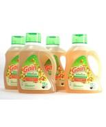 4 Ct Gain 75 Oz Botanicals Orange Blossom Vanilla Plant Based 48 Loads D... - $47.99