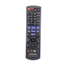Used Original N2QAKB000082 For Panasonic Blu-Ray DVD BD Remote Control D... - $7.46