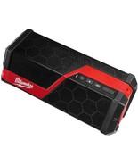 Milwaukee Wireless Jobsite Speaker 18/12 Volt Lithium-Ion Bluetooth Enabled - $166.95