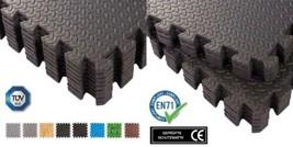 BodenMax® Tapis de Protection 30 x 30 cm, Puzzle Sport Sol Gymnastique...  - $49.54