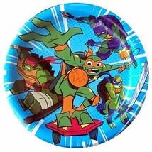 TMNT Rise of the Teenage Mutant Ninja Turtles TMNT Dessert Plates Birthday Party - $3.91