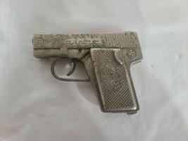 Vintage HUBLEY DICK TRACY Toy Cap Gun - $17.81