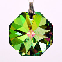 Swarovski Crystal Octagon Prism image 1
