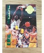 1993 Classic 4 Sport #315 Shaquille O'Neal - Rookie - $4.90