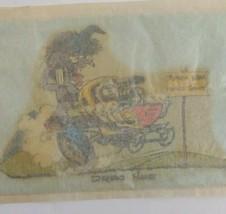 Vintage Weird-ohs Original 1960s Decal By Hawk Model Company NOS 36D-40 Drag Hag - $34.64