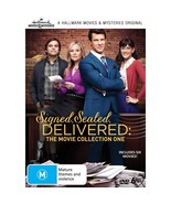 Hallmark: Signed, Sealed, Delivered: Movie Collection 1 DVD | 6 Movies | Region  - $71.53