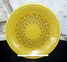 Fiesta Casualstone Gold Bread Butter Plates Lot of 8 Vintage Homer Laughlin - $19.99