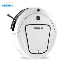 Seebest D720 Dry Mopping Robot Vacuum Cleaner W Big Suction Power Time S... - $426.99
