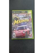 MIDTOWN MADNESS 3 - ORIGINAL XBOX * VERY GOOD, COMPLETE, CIB - $6.93
