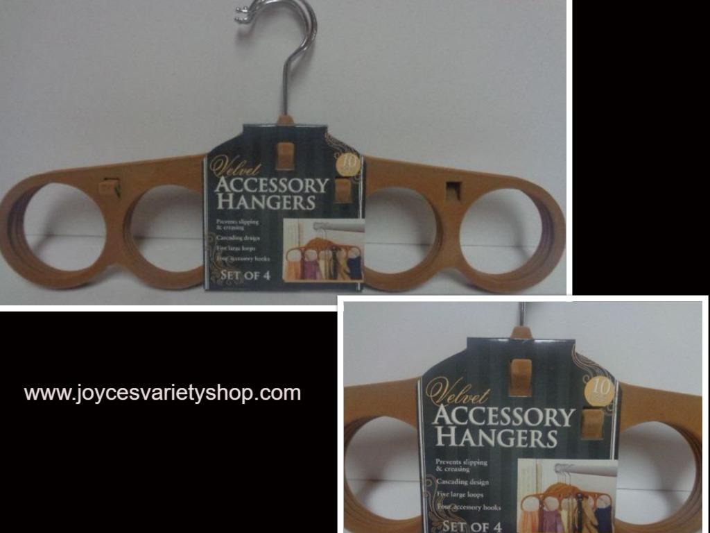 Karen rhodes accessory hanger web collage
