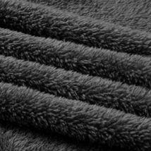 Women Winter Warm Thick Fur Long Sleeve Hoodie Over Coat image 9