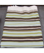 Gibson Stripe Laurie Smith Soil Stain Repellent Fabric 2004 - $24.99