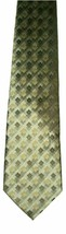 "Van Heusen Men's Neck Tie Brown Gold Geo 57"" - $5.93"