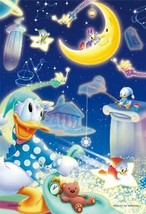 204 pieces Disney Puzzle Petite: Land of Stars. 10x14.7cm. - $13.94