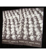 Radio City Music Hall programs 1960s suzie wong holden Henry Fonda Maure... - $13.99