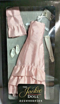 "Jackie Kennedy Embassy Dinner Pink Gown Ensemble Franklin Mint for 16"" D... - $48.50"