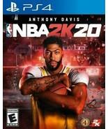 NBA 2K20 (PlayStation 4, 2019) - $23.70