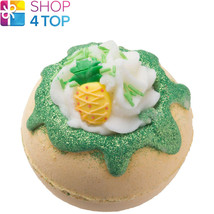 You're One FINE-APPLE Bath Blaster Bomb Cosmetics Pineapple Mandarin Handmade - $5.83