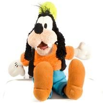 "Goofy Plush 11"" Disney Orange Sweater Hat Mickey Mouse Friends Stuffed A... - $21.11 CAD"
