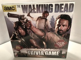 AMC The Walking Dead Trivia Board Game By Cardinal NEW - $8.54