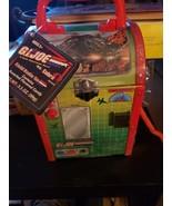 Gi Joe vs cobra field radio tin with candy brand new - $12.99